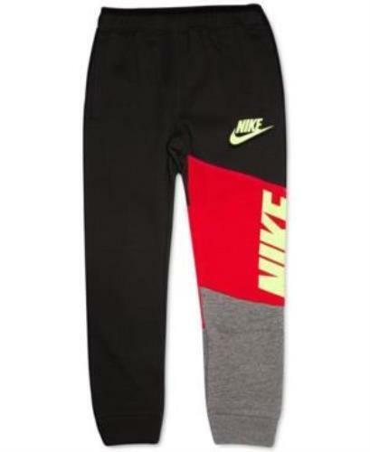 Nike Toddler Boys Colorblocked Jogger Pants - 3TBlack