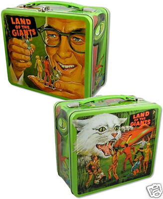Land Of The Giants Lunchbox - Irwin Allen Lunch Box