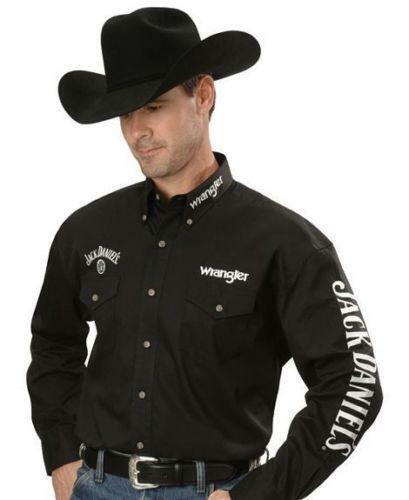 Jack Daniels Long Sleeve Shirt Ebay