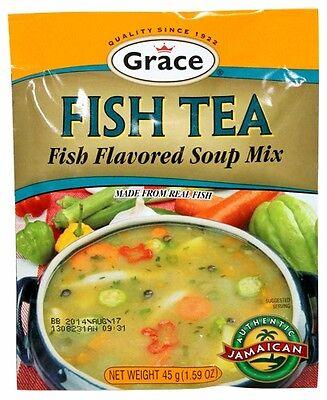 Fish Tea soup mix  1.59 Oz Free -