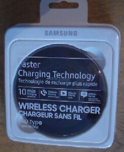 Samsung Fast Charge Wireless Charger Pad - Genuine - EF-PN920B