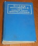 Dykes Automobile Encyclopedia