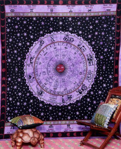 Zodiac Tapestry Ebay