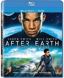 Blu-ray - After Earth - New and Unopened