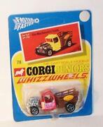 Vintage Corgi Trucks