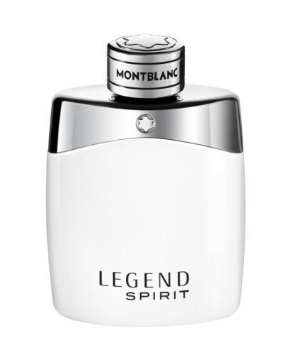 Mont Blanc Legend Spirit 3.3 / 3.4 Oz EDT Spray Brand New Tester Cologne For Men