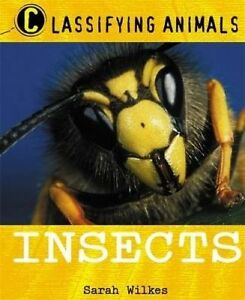 Classifying Animals: Insects  BOOK NEW