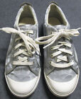 Coach Tennis Shoes Silver Athletic Shoes for Women