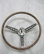 Steering Wheel 67 Ford