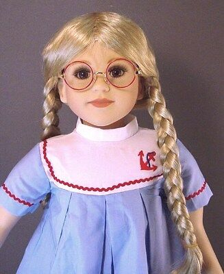 DOLL WIG - MOLLY Braids Size 16 MEDIUM BLONDE *** Closeout on GREAT Wigs!