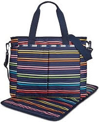 NEW LESPORTSAC Plus Ryan Baby Bag for Baby Shower  (MSRP $158.00) Gift Idea!! - Idea For Baby Shower