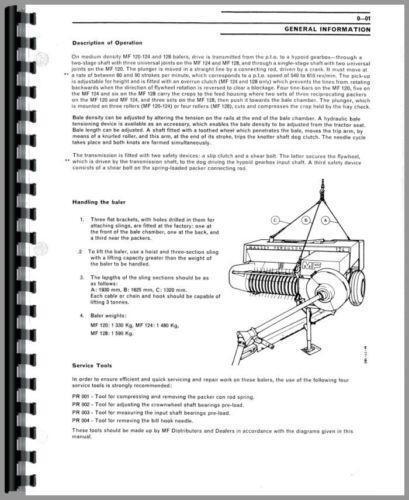 John deere 336 manual