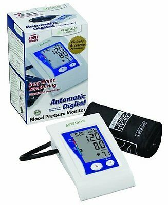 Veridian Healthcare Automatic Digital Blood Pressure Monitor 01 5021  New