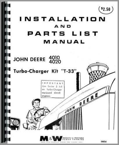 john deere 4010 manual
