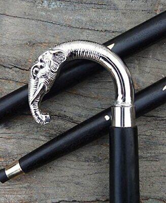 Elephant Headed Walking Stick Handle Aluminum Handle For Walking Stick/Cane