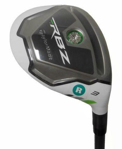Taylormade Rbz Stage 2 Driver >> TaylorMade RBZ 3 Hybrid | eBay