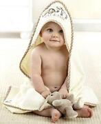 Baby Hooded Towel Poncho