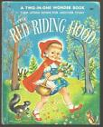 Vintage Little Red Riding Hood Book