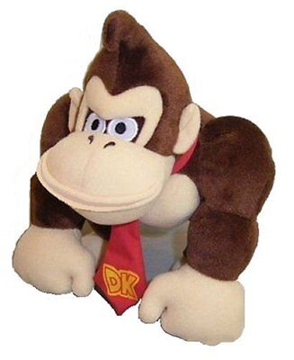 Super Mario Bros Mario Party 9 Inch Donkey Kong Plush Doll Toy Gift US Ship