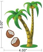 Palm Tree Wall Stickers