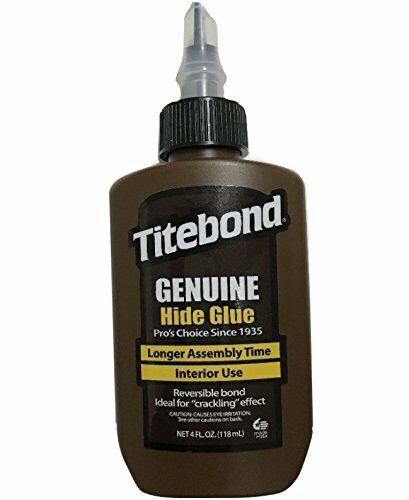 Titebond Genuine Hide Glue,4-Ounce