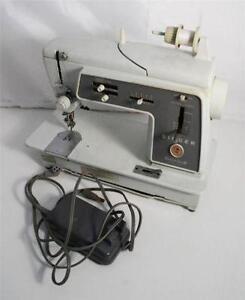 pfaff sewing machine foot pedal problems