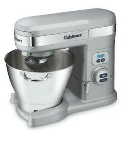 Cuisinart Master SM-55C 12-Speed 5.2L (5.5qt.) 800W Stand Mixer - GREY  - WE SHIP EVERYWHERE IN CANADA ! - BESTCOST.CA