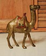 Cast Iron Camel Bank