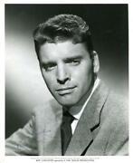 Burt Lancaster Signed