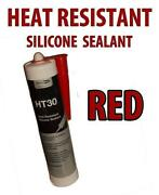 Red Silicone Sealant