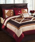 Brown Queen Comforter