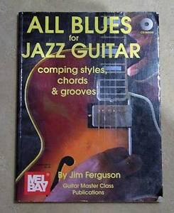 All Blues for Jazz Guitar book Melbourne CBD Melbourne City Preview