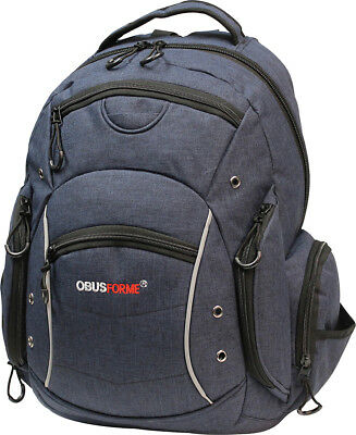Best Backpack for College - ObusForme Daypack with Laptop Pockets, Ergonomic
