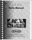 Heavy Equipment Manuals & Books for EZ-Go