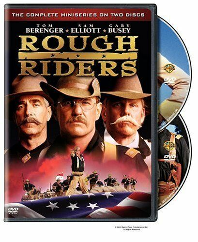 Rough Riders (1979) complete mini series * Tom Berenger * Region 2 (UK) DVD New