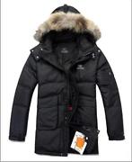 Duck Down Jacket Men Winter