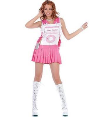 Seven 'til Midnight Women's Sexy UPod Girl Halloween Costume Pink 10146 Size S](Seven Til Midnight Halloween Costumes)