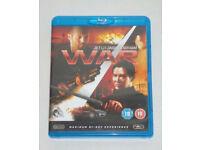 BLU RAY DVD FILM WAR BLURAY JET LI & JASON STATHAM MAXIMUM HI-DEF EXPERIENCE DTS