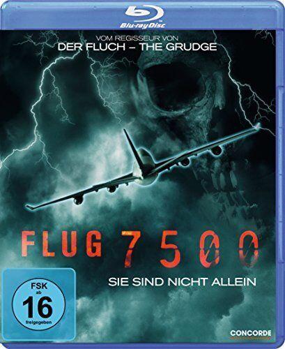 Flight 7500 2014 ( 7500 ) ( Destination Hell (Seventy Five Hundred) ) (Blu-Ray)