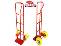 300 kg industrial hand trolly