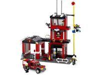 LEGO: Fire Station