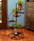 Vintage Staircase Plant Stands