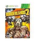 Borderlands 2 Microsoft Xbox 360 Video Games