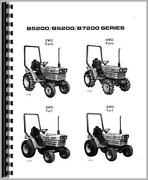 Kubota Tractor B6200