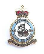 RAF Squadron Enamel Badges