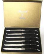 Horn Steak Knives