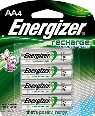 Energizer Power Plus Pre Charged Rechargeable Battery 9V 9V 175mAh