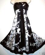 Monsoon Ivory Dress