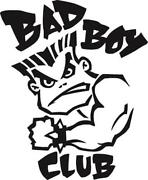 Bad Boy Stickers