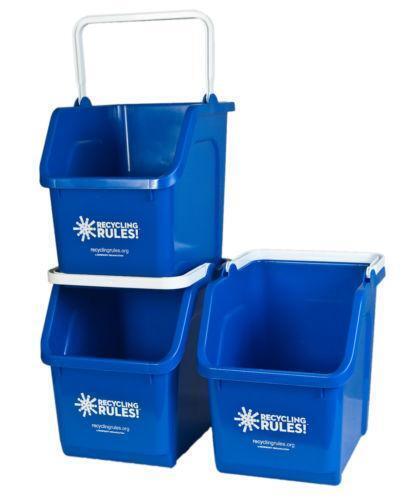 Recycle Bin Trash Cans Amp Wastebaskets Ebay